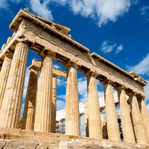 La Grèce en voiture historique
