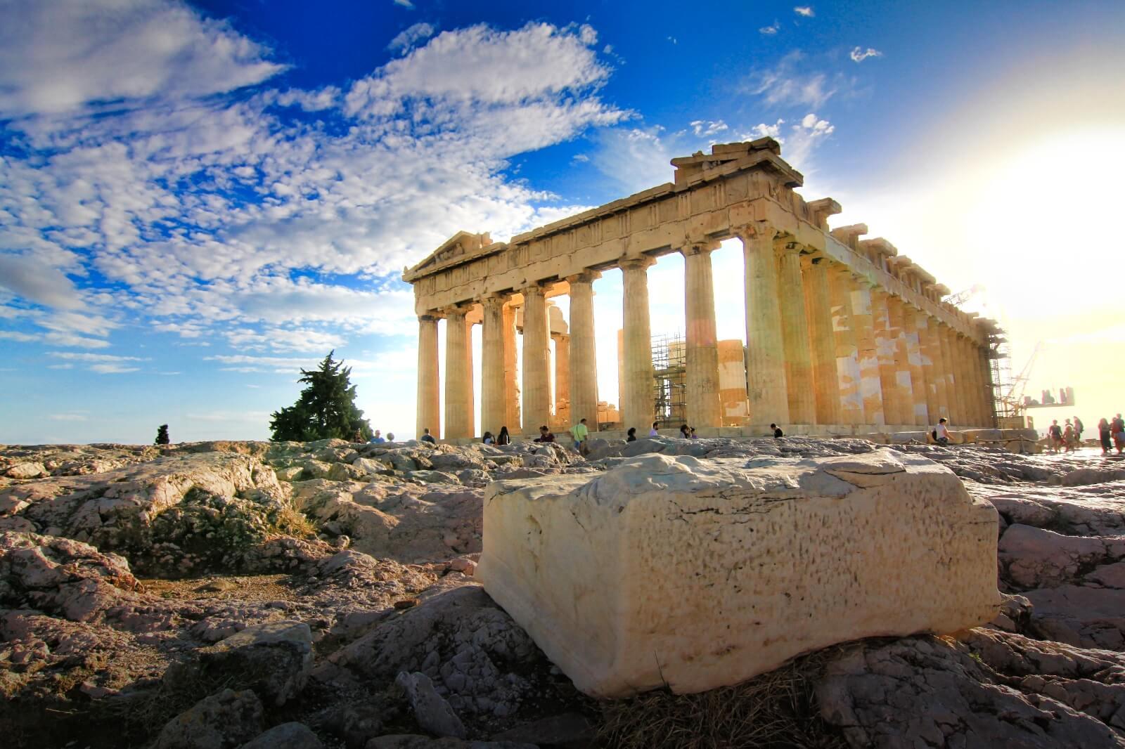 Découvrez la Grèce avec Aix Auto Légende !