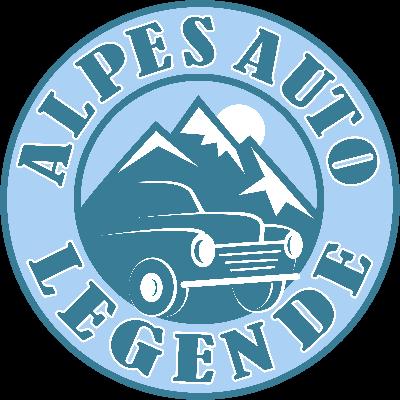 Alpes Auto Legende LOGO 400px