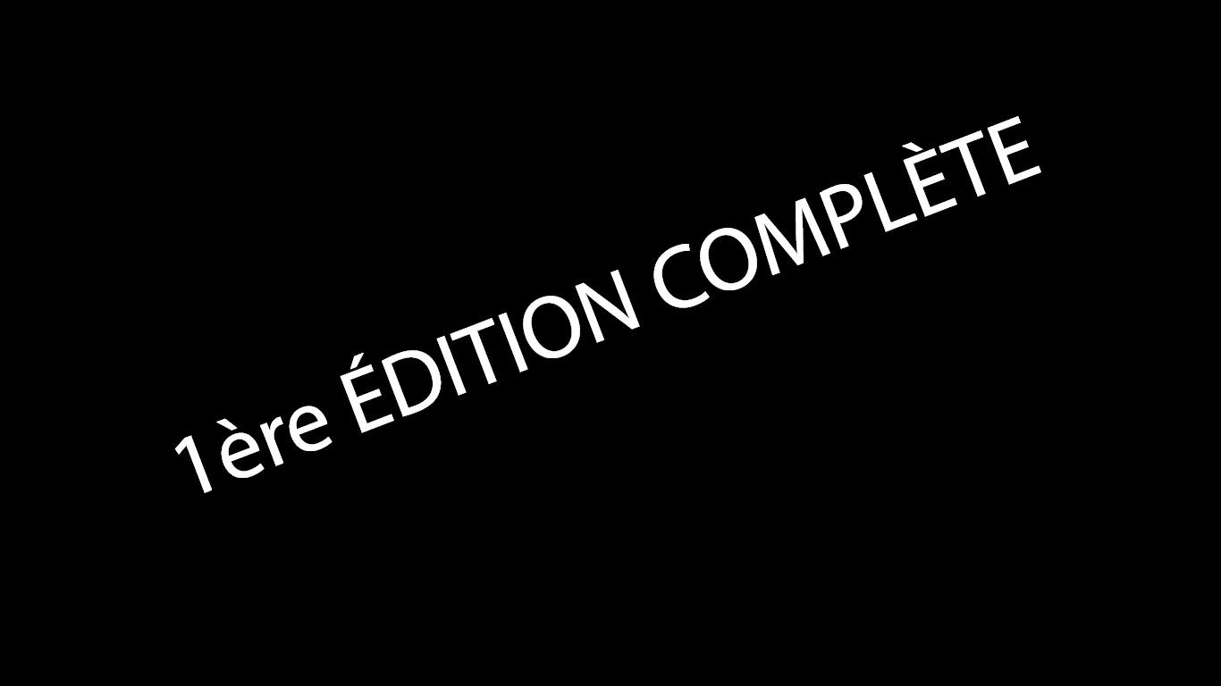 titre 1ere edition complete